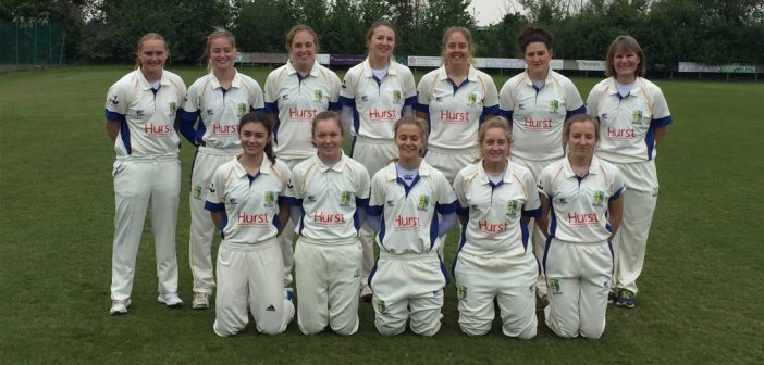 Ansty Ladies Cricket Club – In Profile