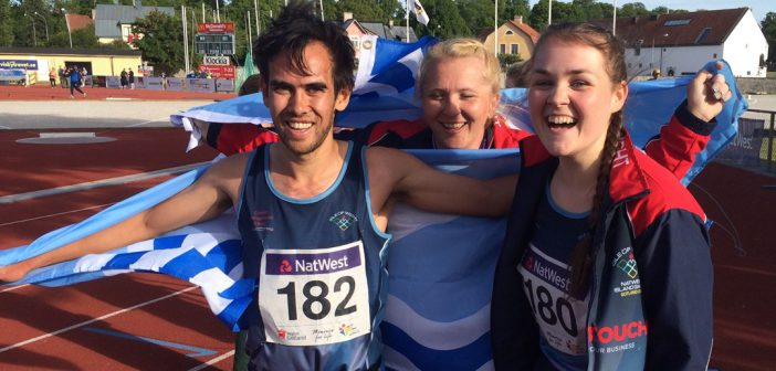 The Island Games – A Gold Medallist's Insight
