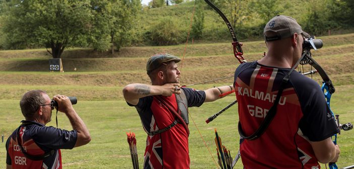 More medals for British archery