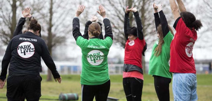 Parklives with StreetGames – Providing Communities with Free Sport