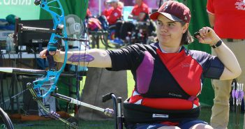 Yet more medals for GB Para archers