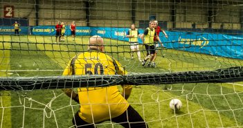Stepping Out with Walking Football