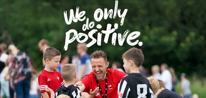 We Only Do Positive