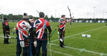 Archery GB Mens Recurve
