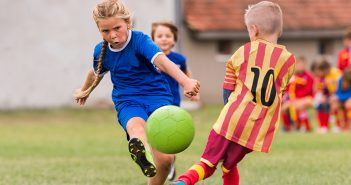Get up to £10,000 funding for your sports club