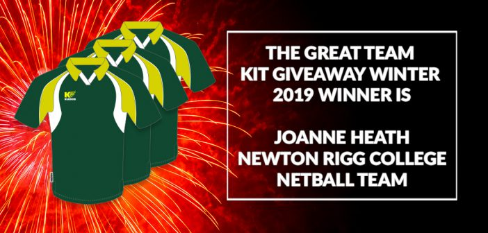 And the 2019 Kit Giveaway Winner Is…