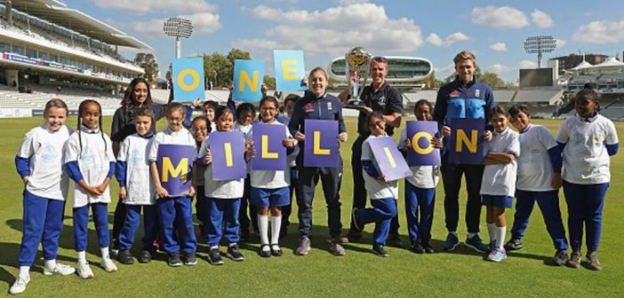 Mega Summer for Cricket to Boost Grassroots
