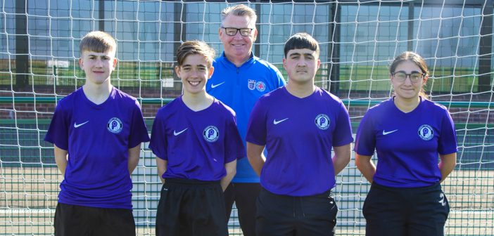 Grassroots Drive to Support Young Referees