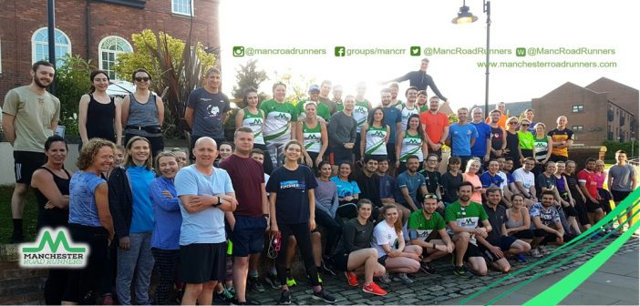 Club in Focus: Manchester Road Runners