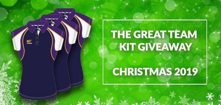 KUDOS Christmas 2019 Kit Giveaway