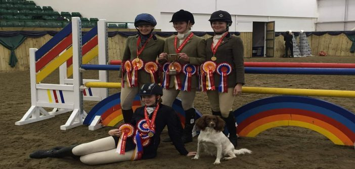 Club in Focus: The University of Liverpool Equestrian Team