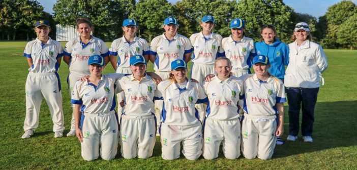 Kudos Club in Focus: Ansty Ladies Cricket Club