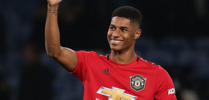 Marcus Rashford – Harnessing the Power of Sport