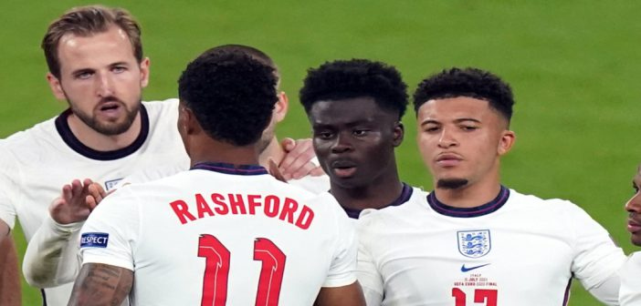 This Inspiring England Team Offers Hope For a Brighter Future